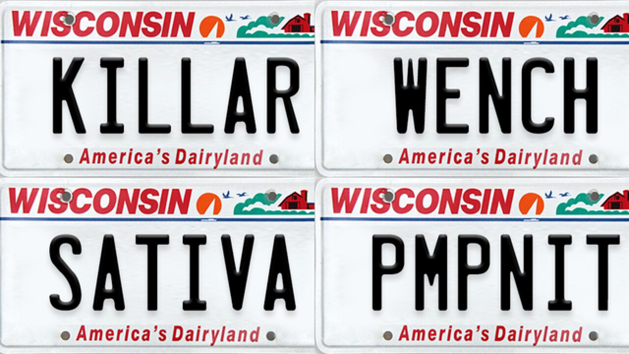 Reject How Wisconsin Determines The Fate Of Your Personalized