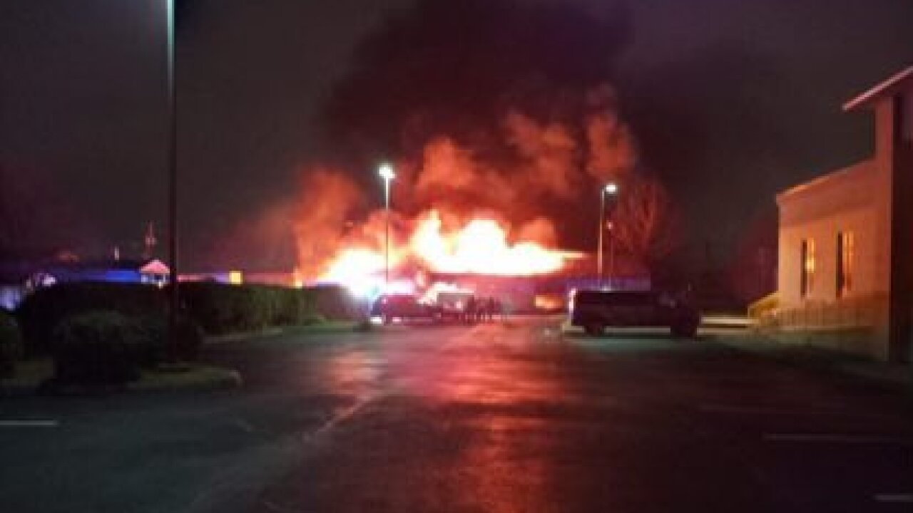 CH 1500 16th Street house fire (December 24)