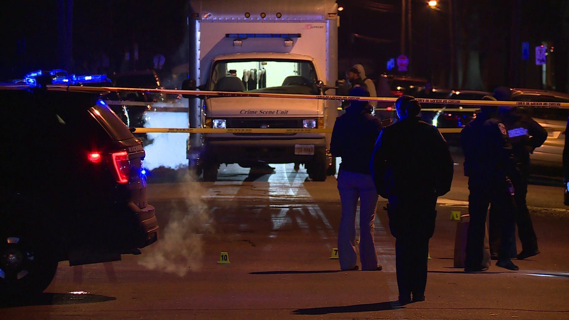 Photos: Police ID man killed in Richmondshooting