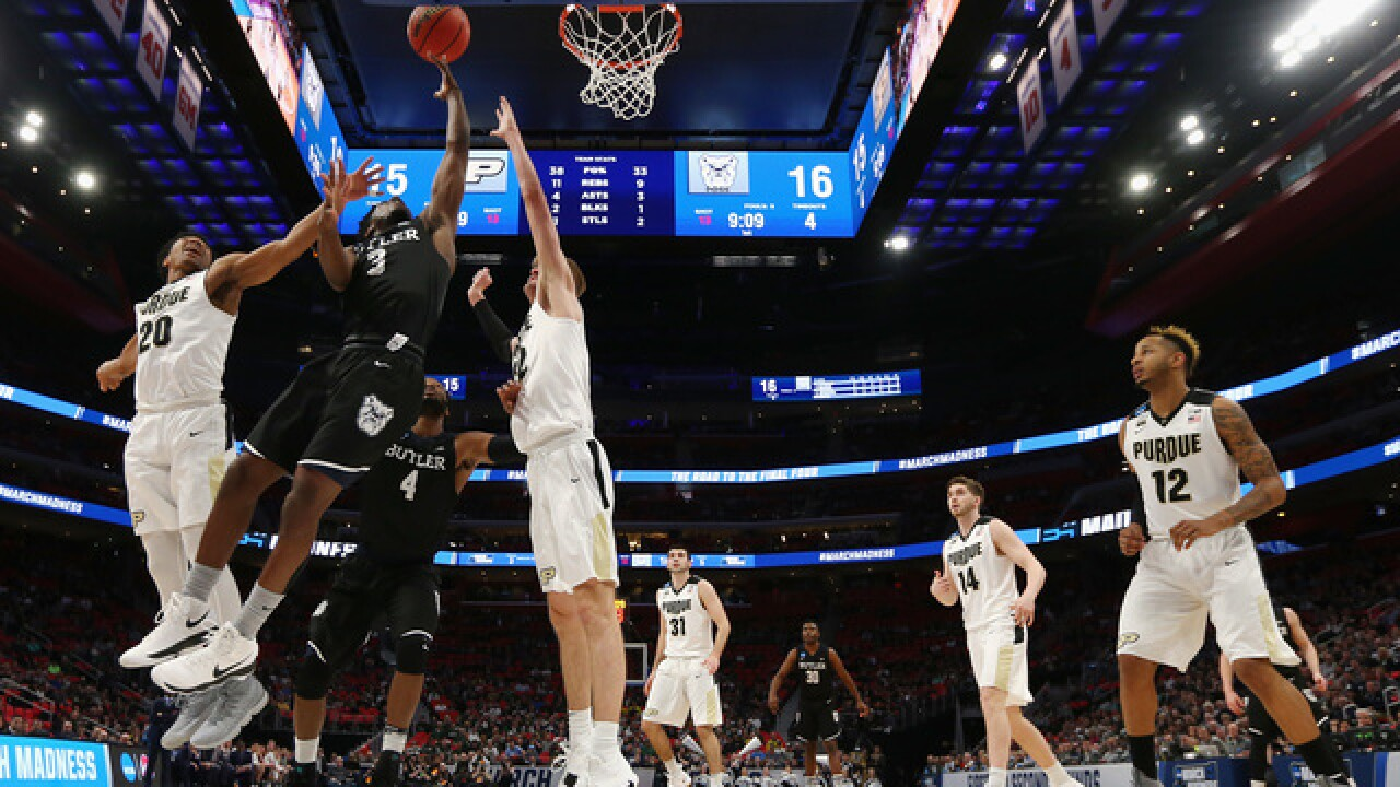 Purdue beats Butler to head to the Sweet 16