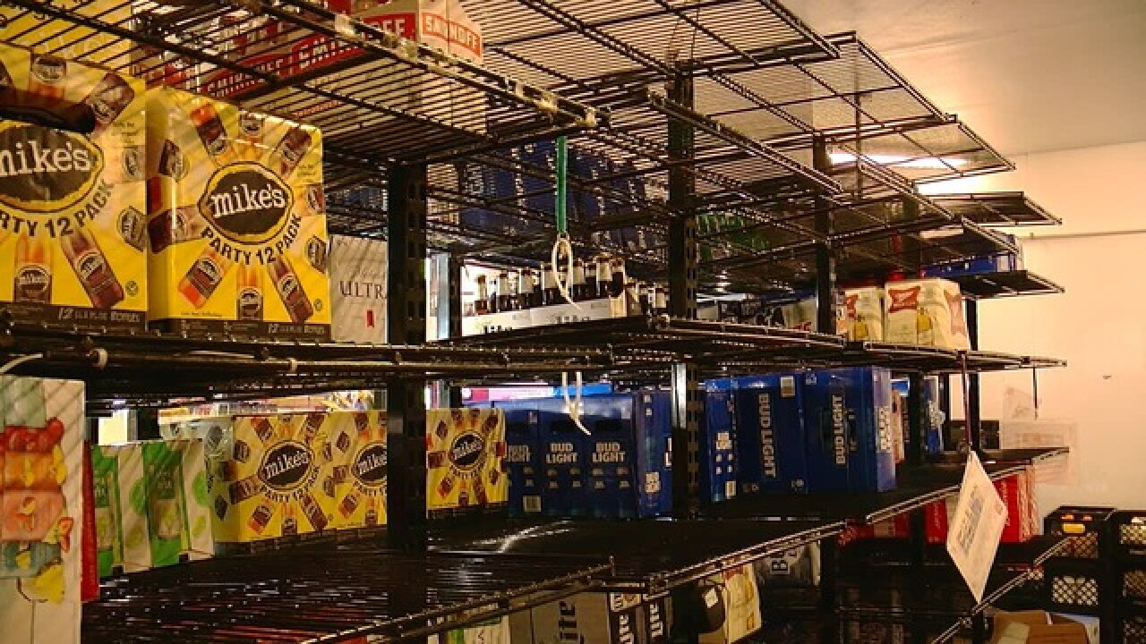3.2 beer shortages reported ahead of Oct 1 law