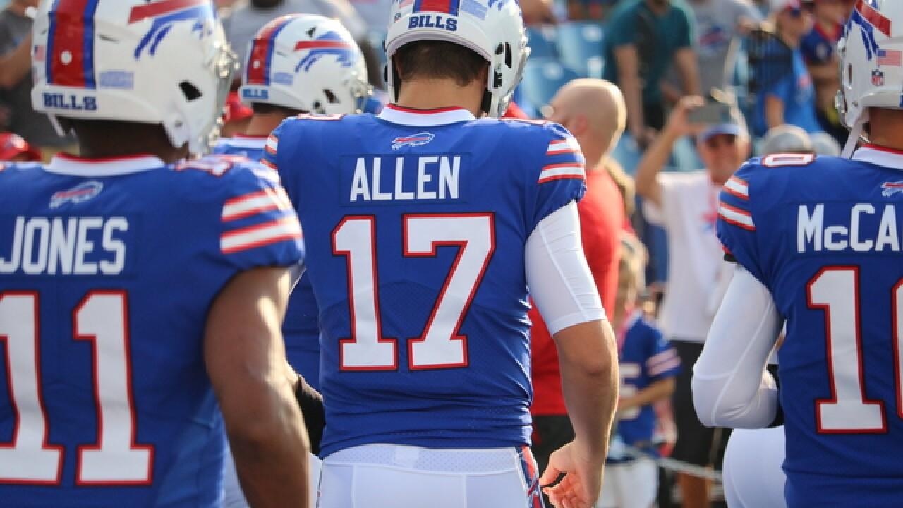 Joe B: 7 observations from Buffalo Bills vs. Carolina Panthers (8/9/18)