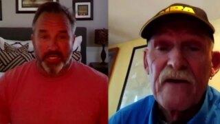 Robert Brehm and Paul Treloar
