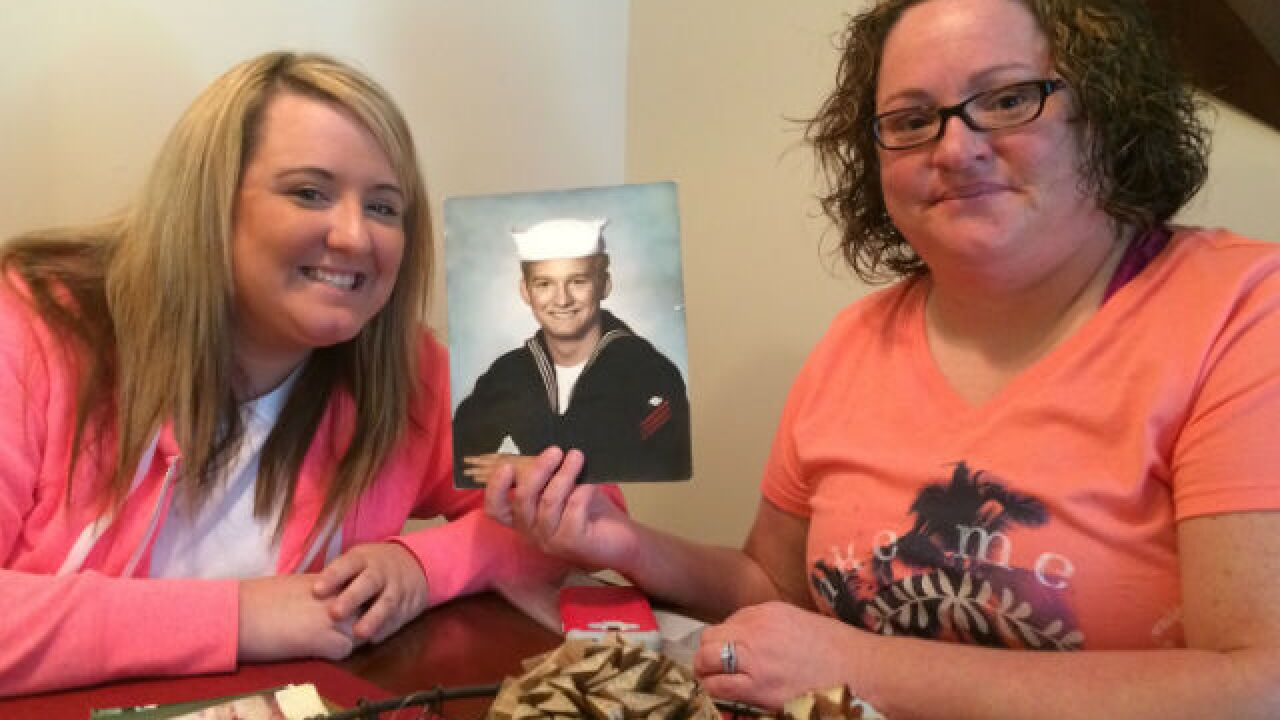 Family trying to bring Navy vet home to die