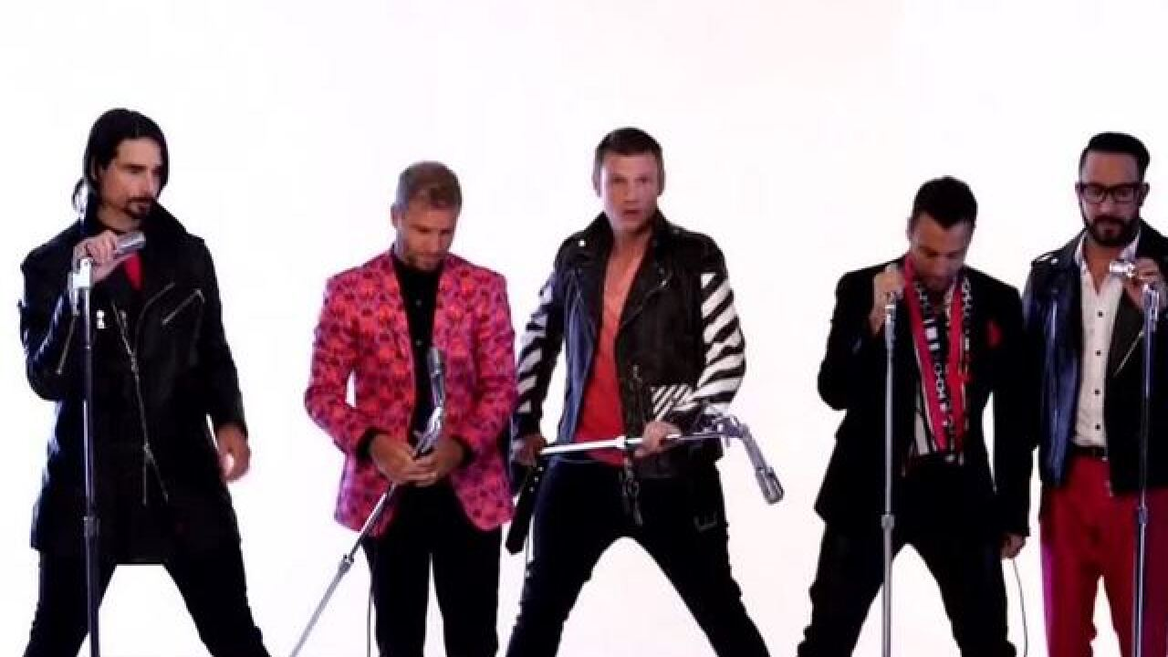 Backstreet Boys announce additional Vegas shows