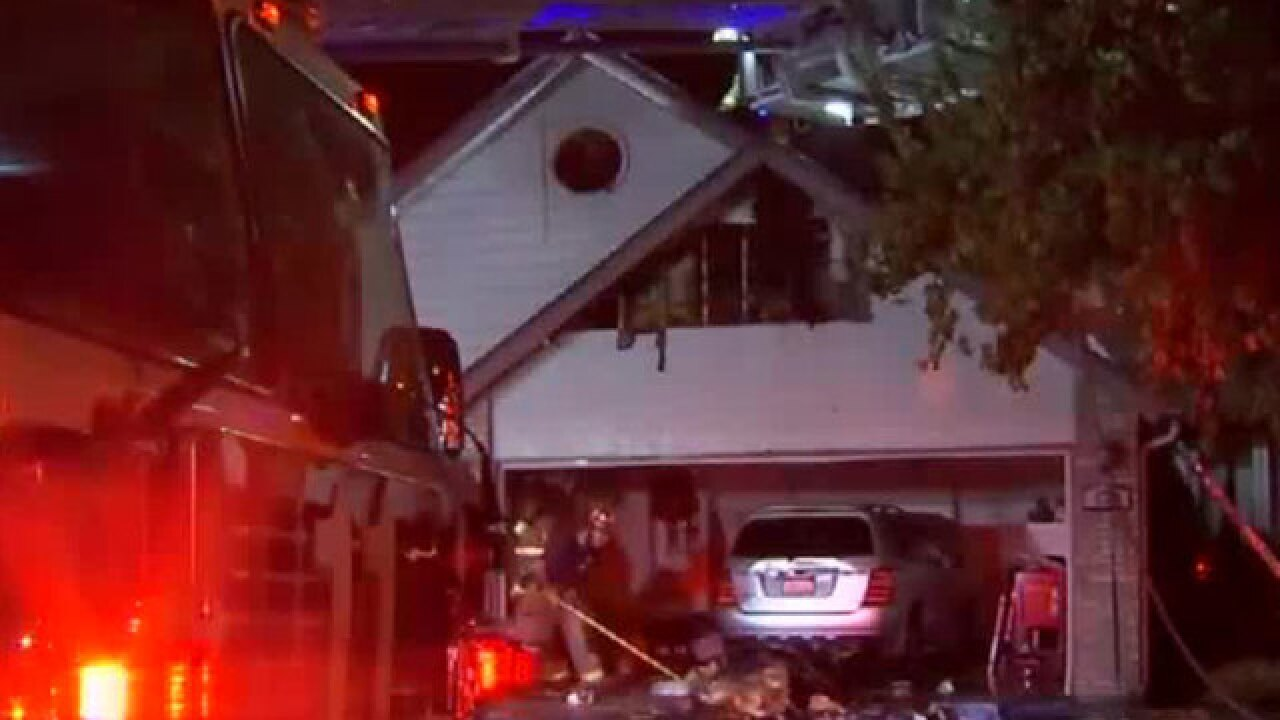 California man starts house fire while using blowtorch to kill spiders