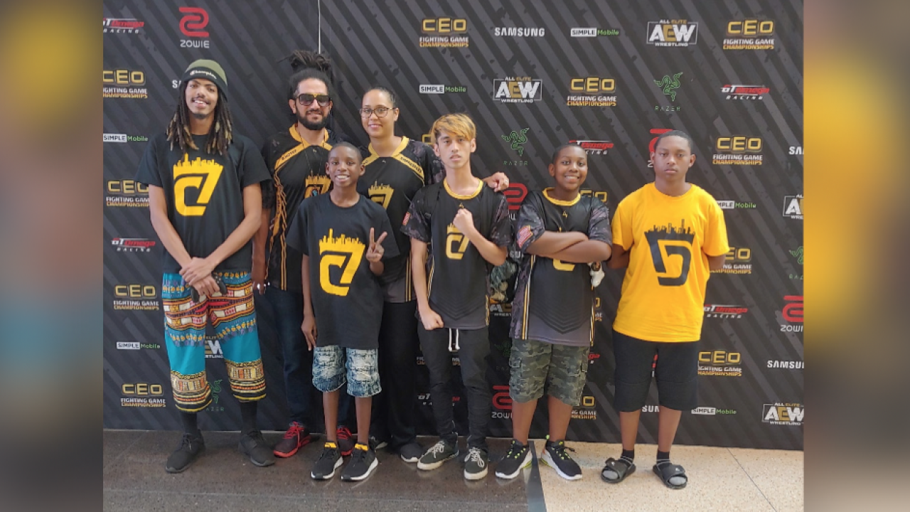 7 Cities Gaming, Virginia's first eSports team, competes in marquee event in Florida