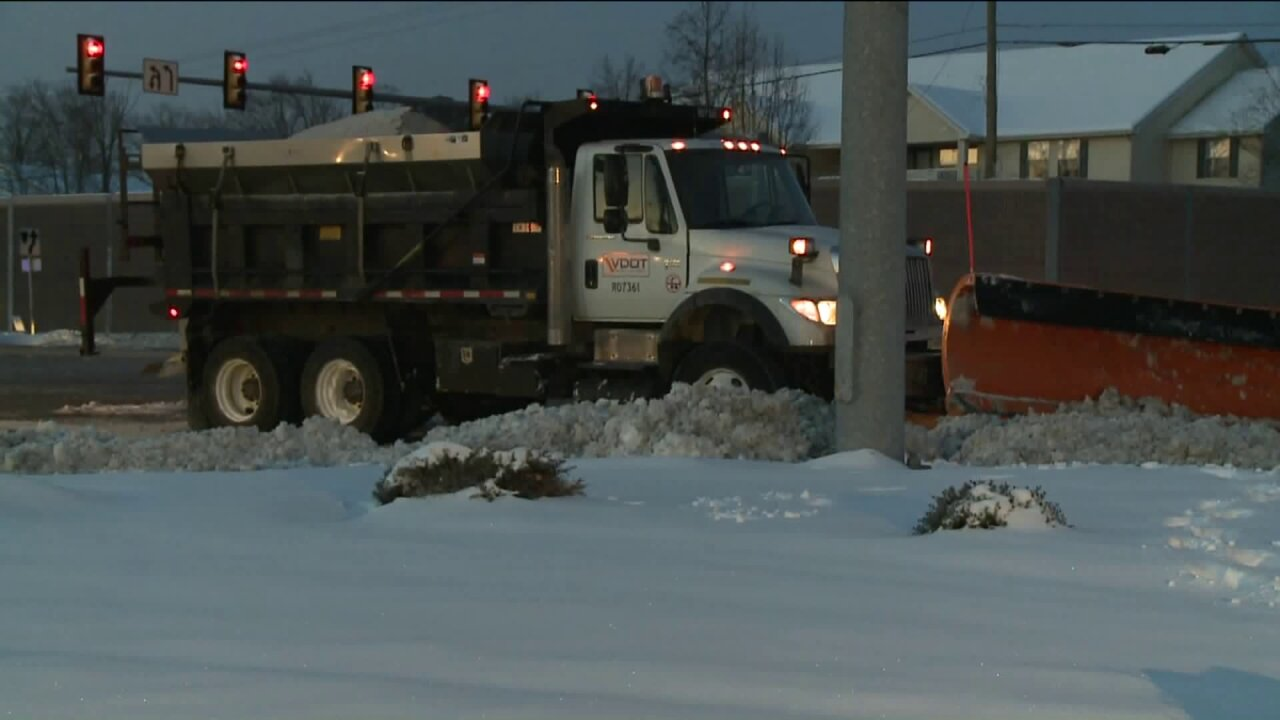Victim in deadly snowplow accident was riding bike towork