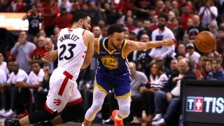 Warriors Raptors Steph Curry NBA Finals