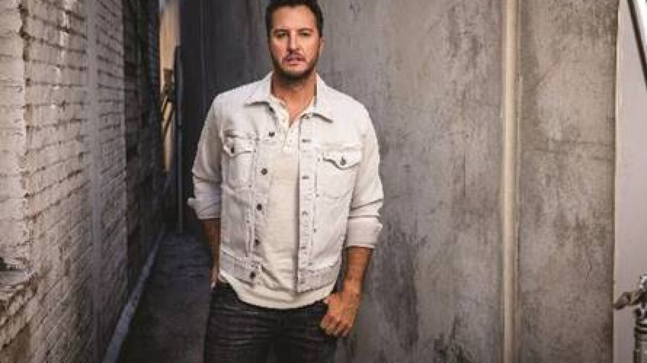 Luke Bryan coming to Buffalo