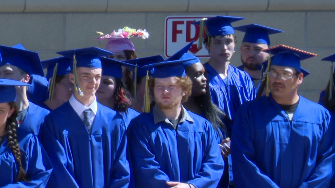 Ceremony celebrates Great Falls HSE graduates