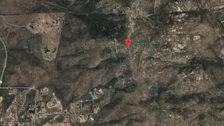 Body found at Iron Mountain