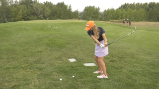 Bozeman Girls Golf off to fast start