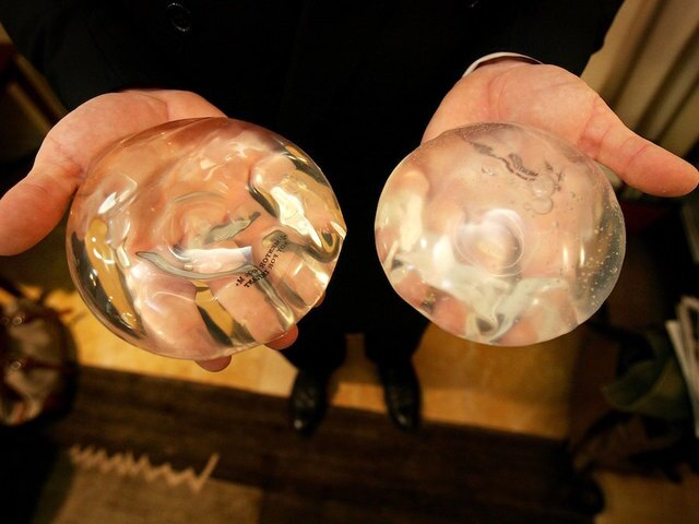 FDA links breast implants to rare cancer