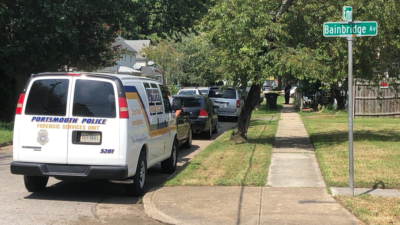 Boy shot in Portsmouth; police investigating