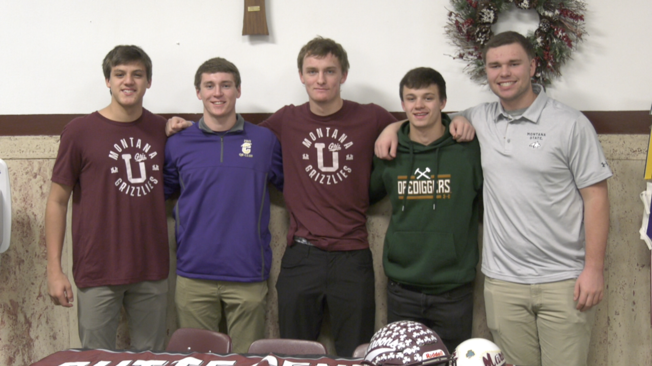 Butte Central commits