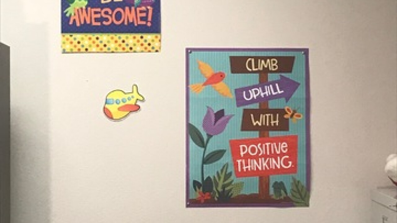 Therapists teach coping skills, improve learning