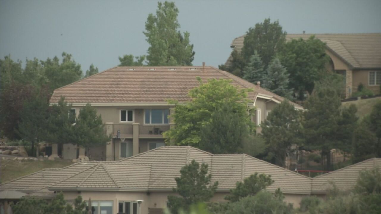 Homes in Colorado Springs