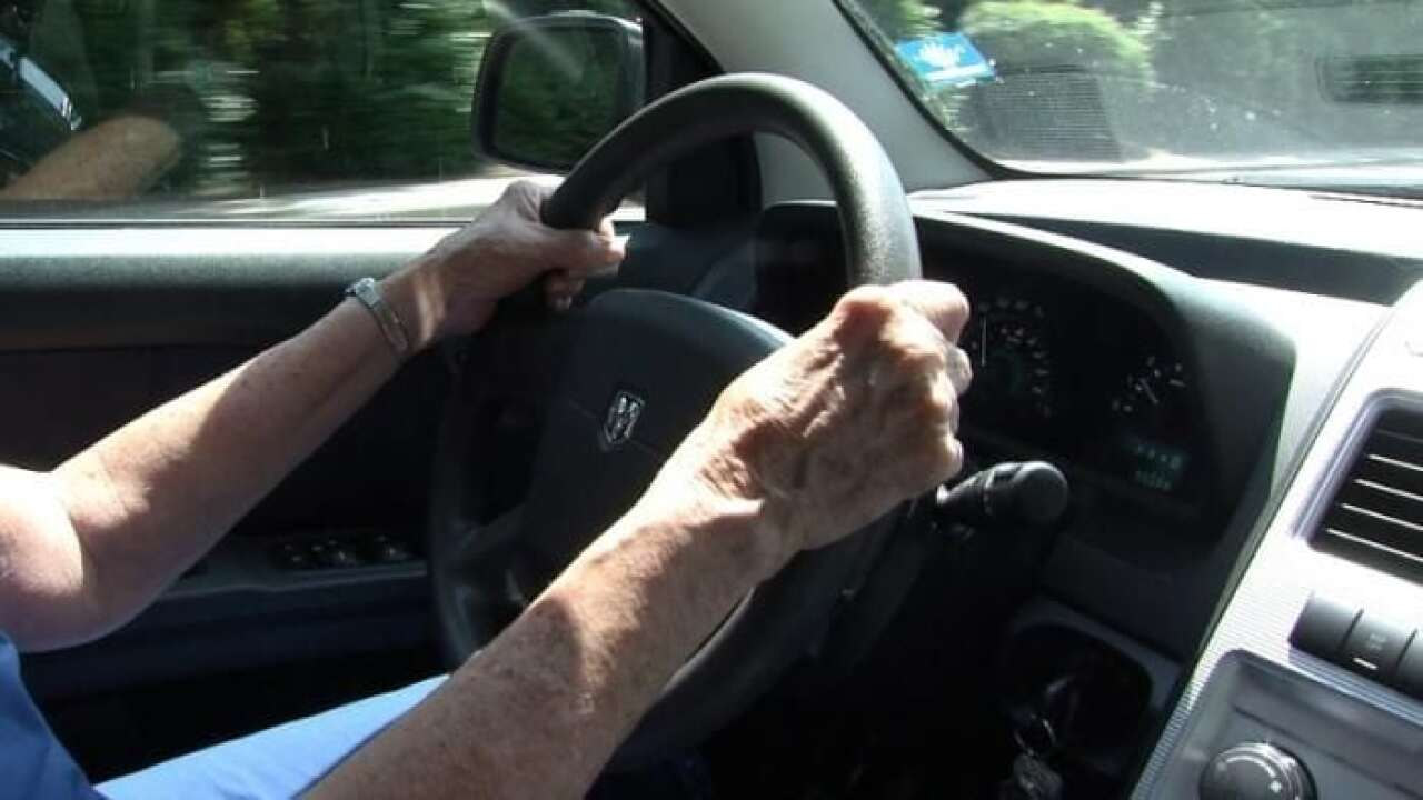 AAA: Seniors aren't discussing driving safety