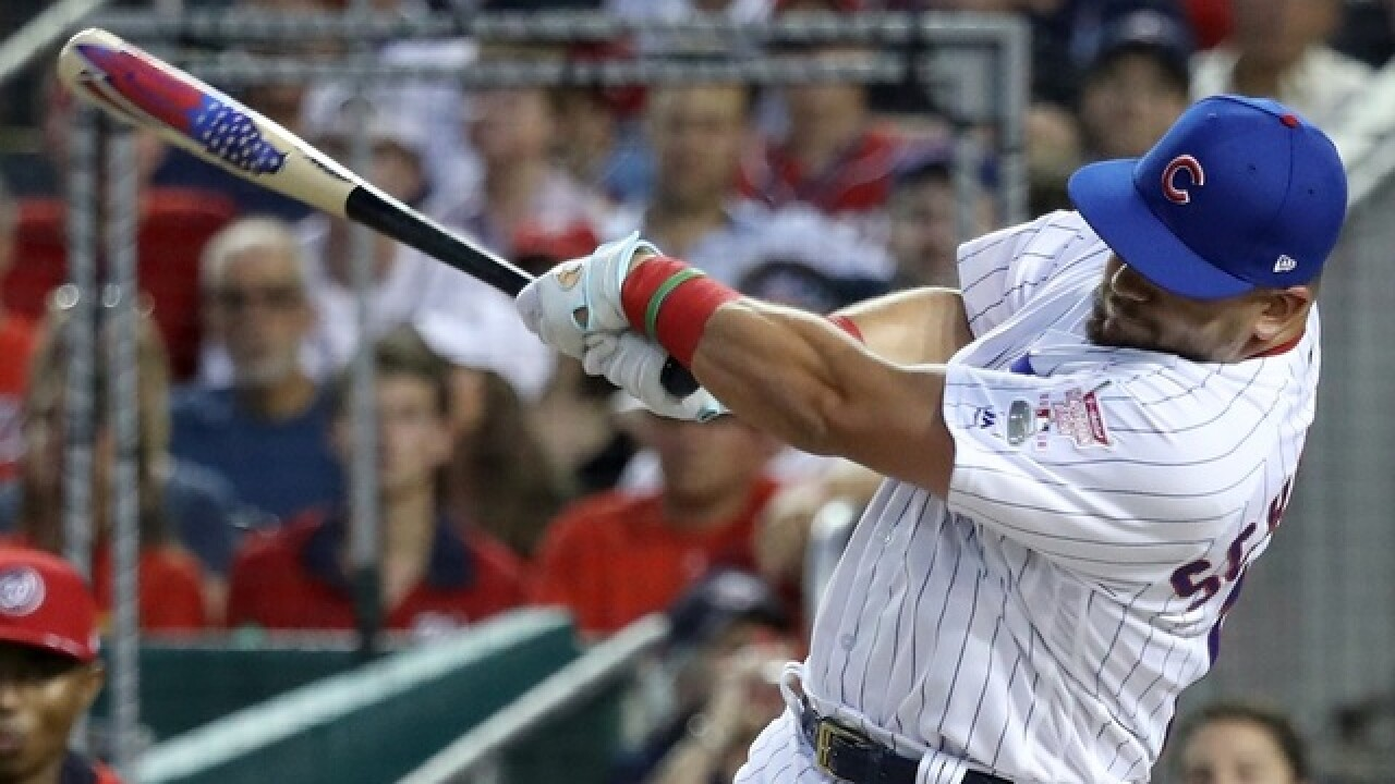 Did Kyle Schwarber get cheated out of Home Run Derby title?