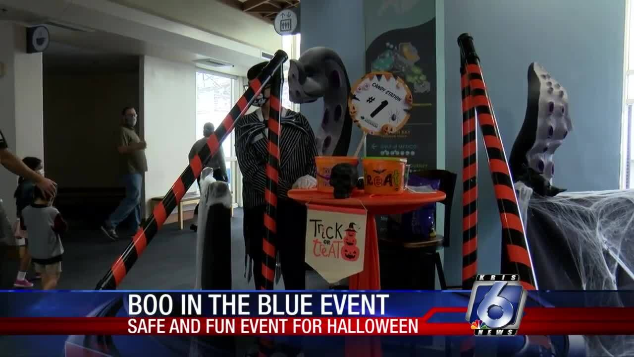 'Boo in the Blue' back for families visiting TSA