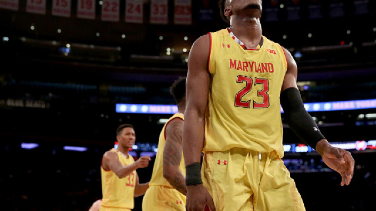 Terps lose to Wisconsin in Big Ten Tournament opener