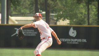 Carter Robinson Louisiana baseball