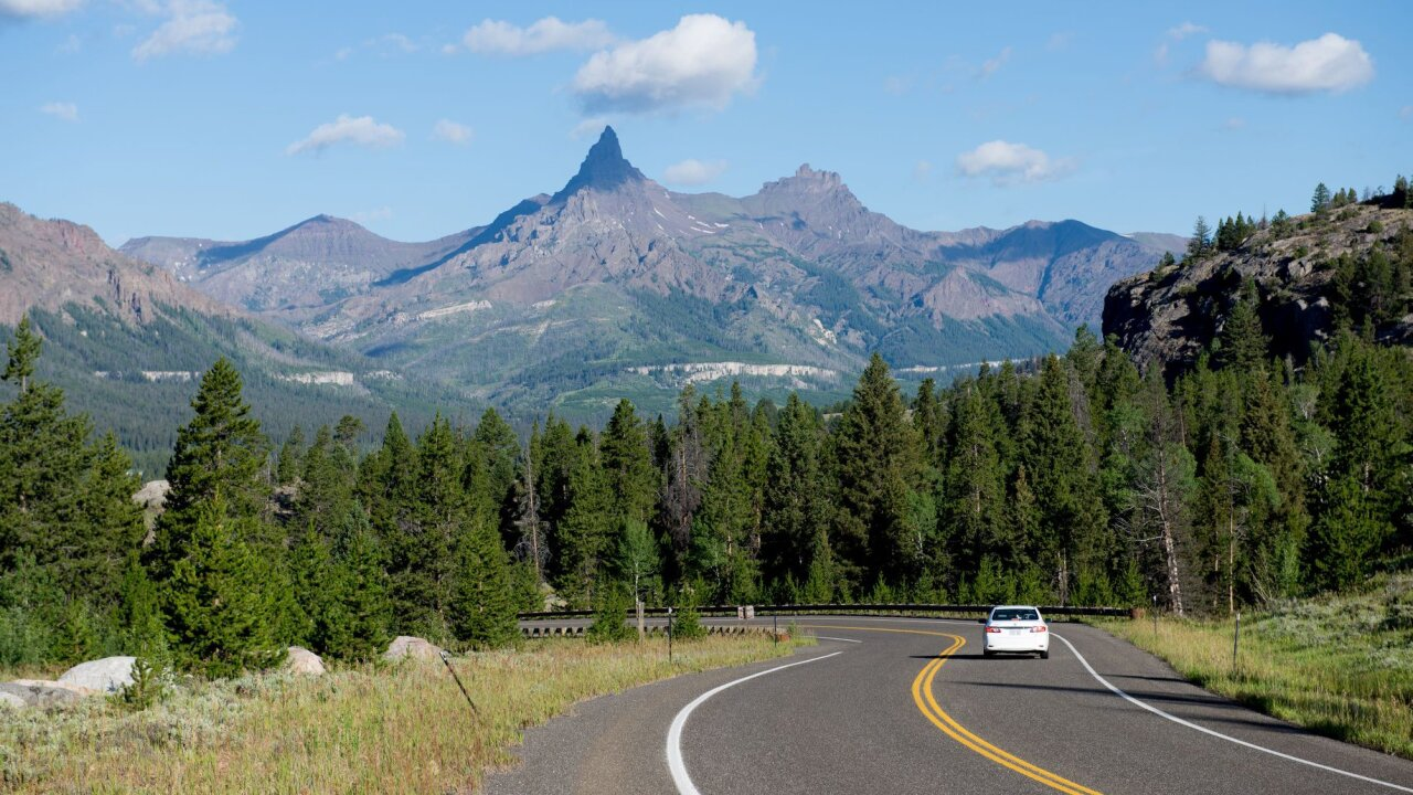 Beartooth Highway opens to Wyoming border