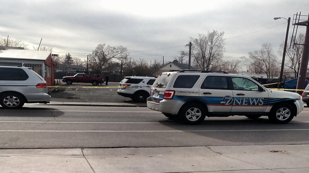 Death in Denver parking lot investigated