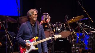 Eric Clapton 2021