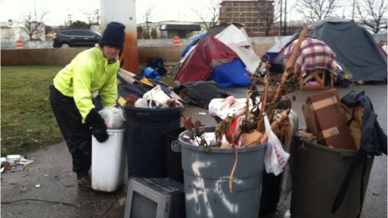 Cooper Court: City's plans to move homeless