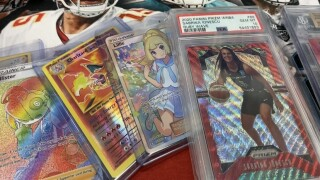 Trading Card Industry Boom