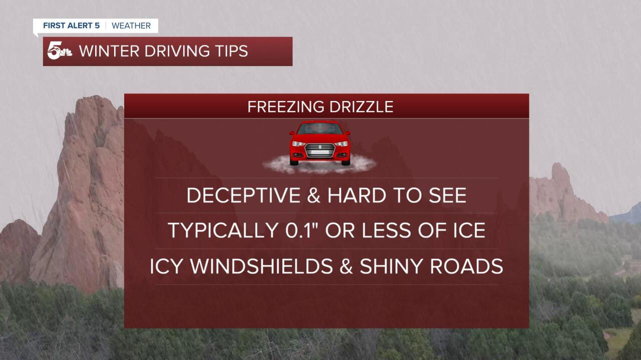 Freezing Drizzle