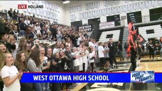 Food Fight Friday's: West Ottawa High School
