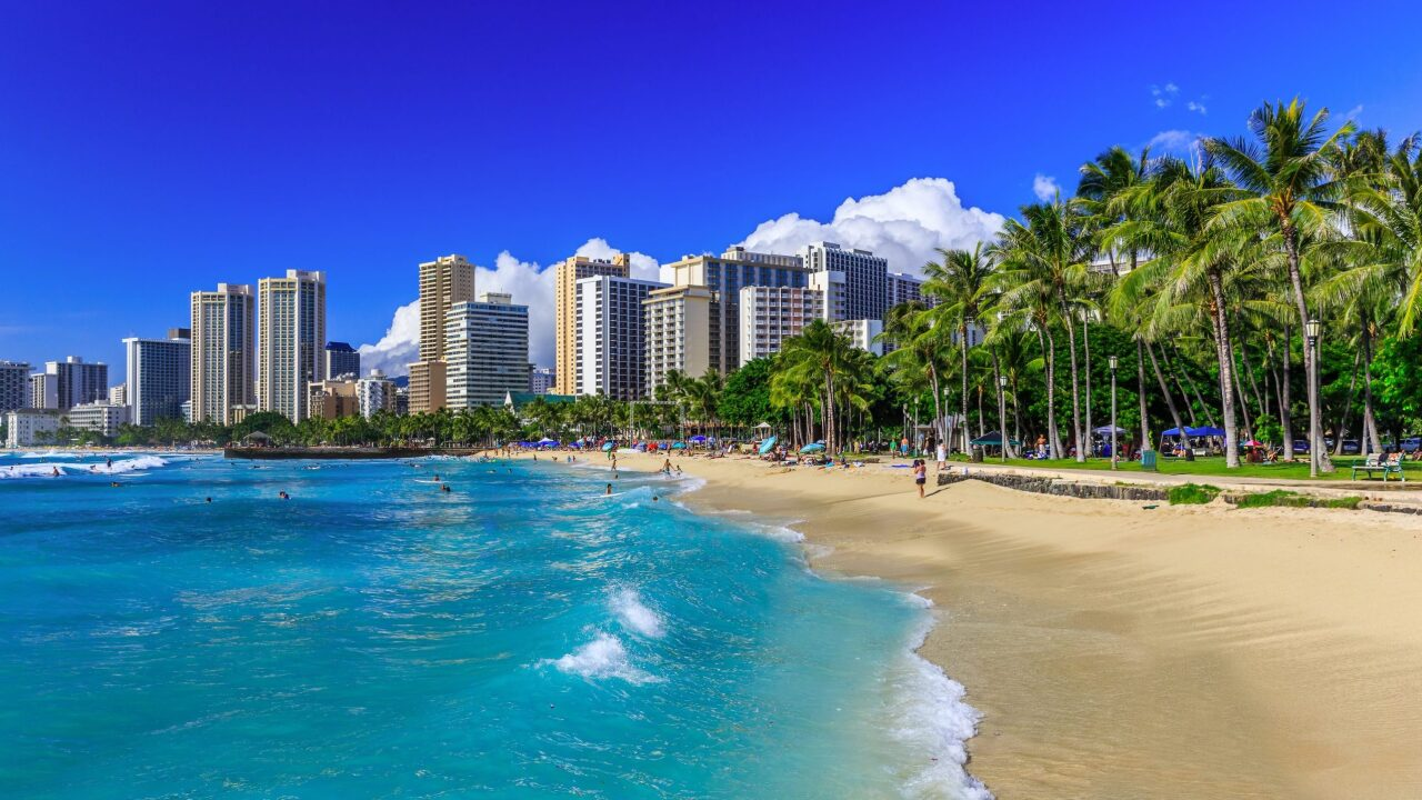 Hawaii is offering free round-trip tickets to some remote workers