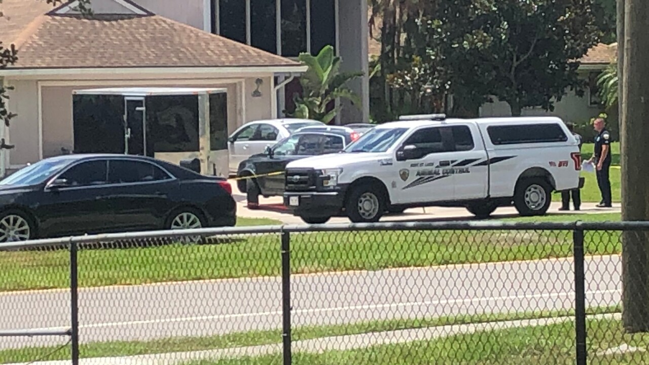 Police: 82-year-old neighbor gunned down father, 11-year-old daughter in Florida