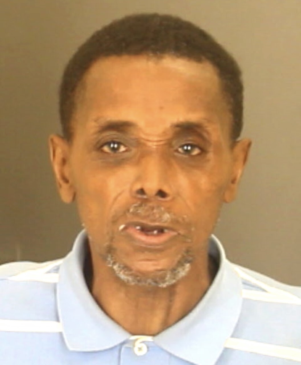 Herschel Cooper arrested and charged.