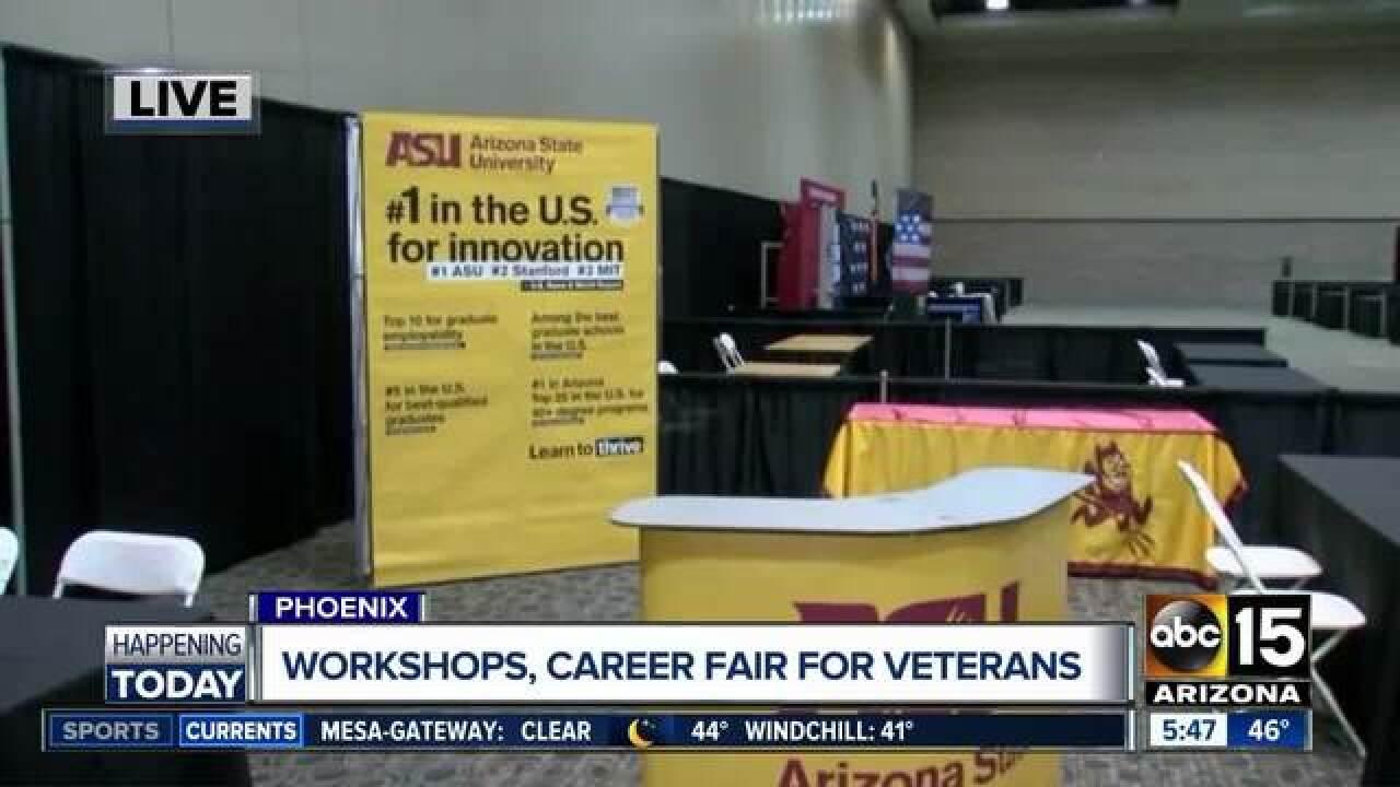 HeroPreneur event helps veterans find careers