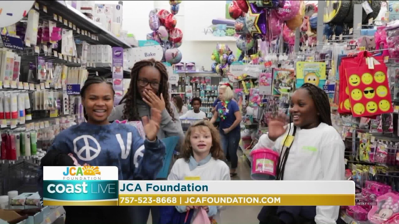 An organization that changes children's lives one small gesture at a time on Coast Live