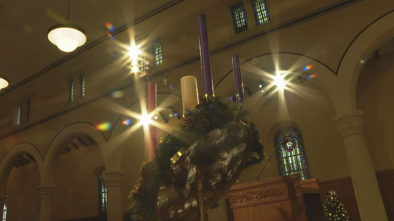 First services since UMC proposal to split over LGBTQ issues