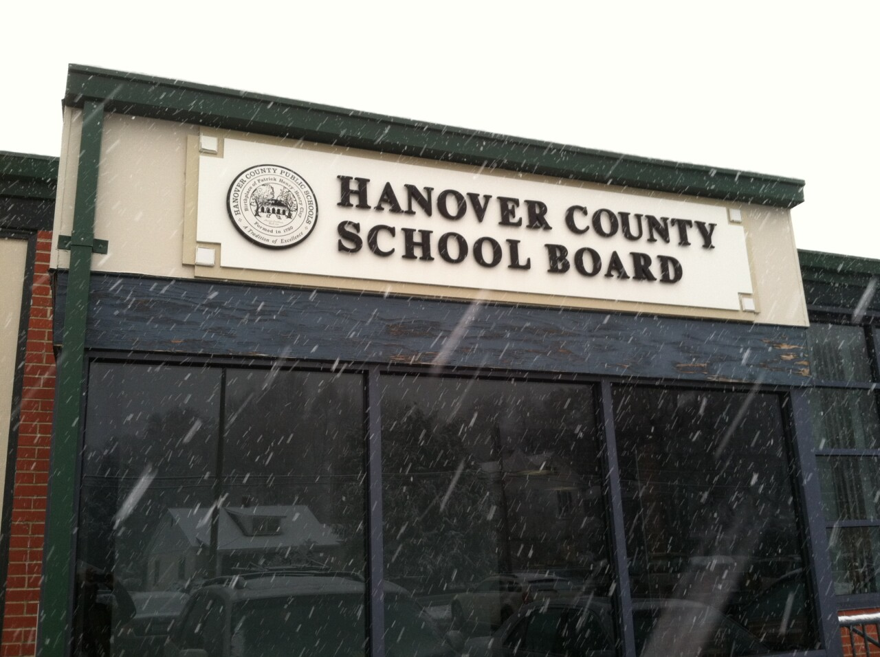 Hanover County schools explain decision to remain open without snow delay