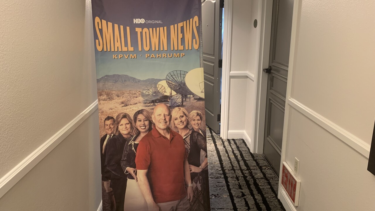 New HBO docuseries features local news television station in Pahrump