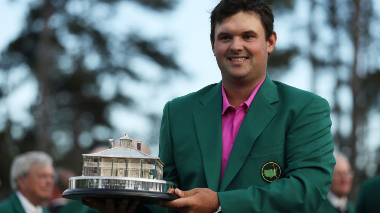 Masters champ Patrick Reed confronts negative headlines: 'I am who I am'