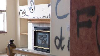 'House from Hell' in Colorado Springs