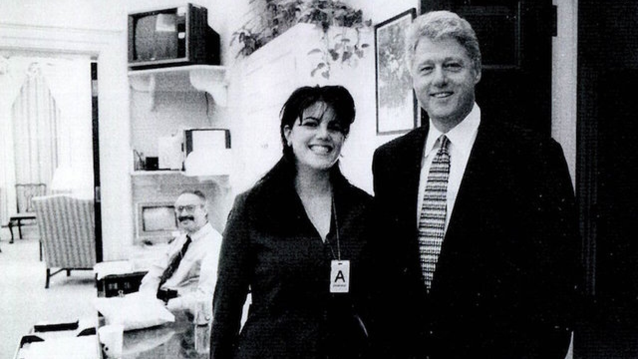 Bill Clinton: 'I was mad at me' over recent Lewinsky comments