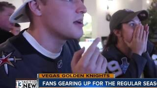 VGK superfan road trip