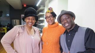 Experience Sankofa cast