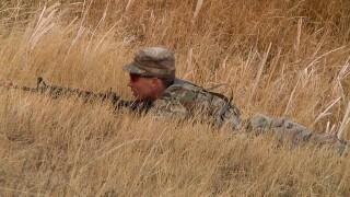 Cadets put their skills to the test at ROTC Ranger Challenge