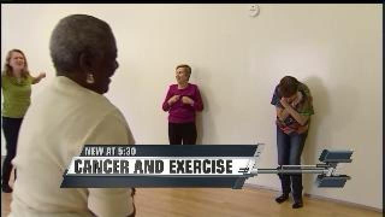 Exercise, healthy lifestyle may help cancer survivors