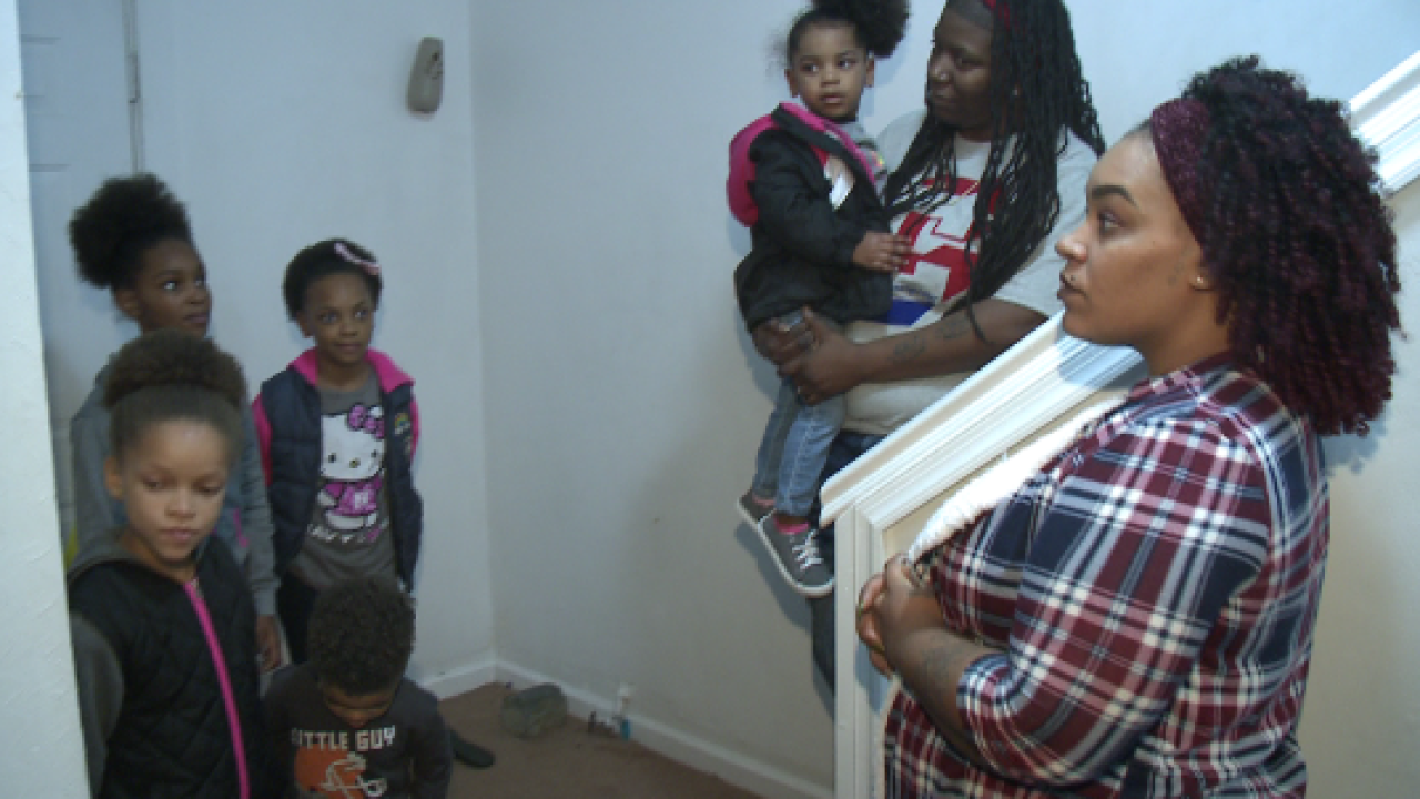 News 3 takes action to help Newport News family struggling withoutheat
